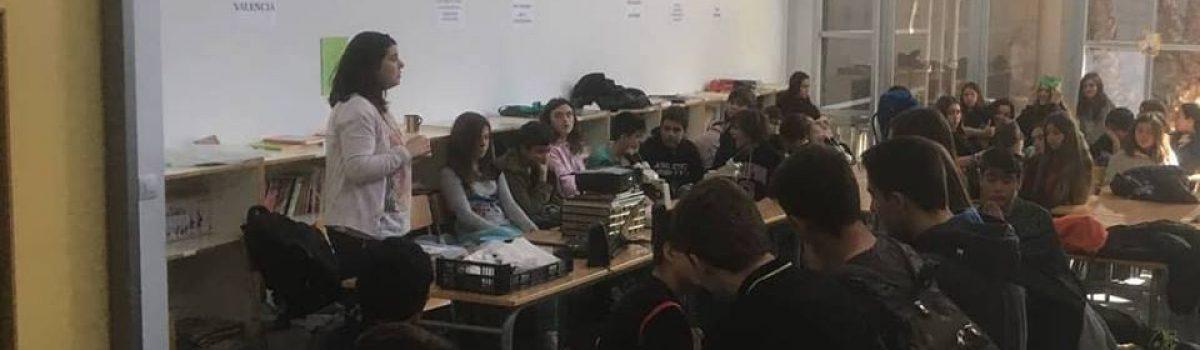 Medusas en las aulas